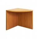 OSCAR - T05 stôl rohový oblúkový