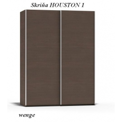 Skriňa HOUSTON 1,wenge