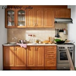Kuchyňa LORA-MDF NEW KLASIK