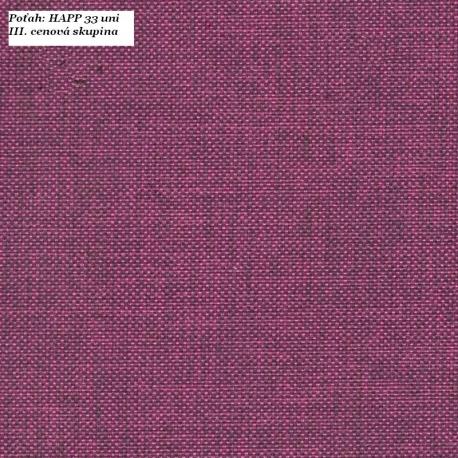 Poťahová látka HAPP 33 uni