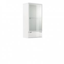 Závesná vitrína ADONIS AS 08 s LED