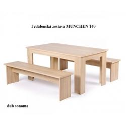 Jedálenský set  MUNCHEN 140