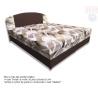 Čalúnená posteľ AMANDA, poťah: Hilario 26/Devon 009