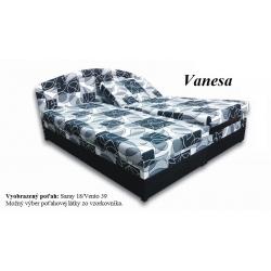 Polohovateľná posteľ VANESA