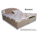 Polohovateľná posteľ KARMEN