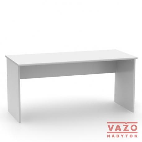 Kancelársky nábytok JOHAN - 01 písací stôl,biela