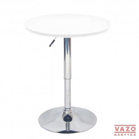 Barový stôl BRANY NEW, farba: biela