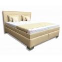 Posteľ SAVANA (bez matracov, s roštami a úložným priestorom)