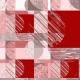 Poťahová látka PACO 2014 červeno-ružová