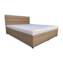 Posteľ  REBEKA (s matracmi a úložným priestorom)