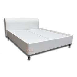 Posteľ RITA (bez matracov, s pevným podkladom a úložným priestorom)
