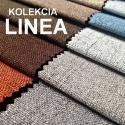 Jednofarebné látky LINEA