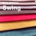 Jednofarebné látky SWING